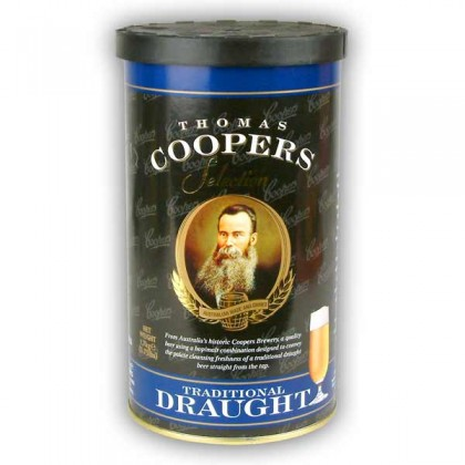 Coopers Traditional Draught from dowricks.com