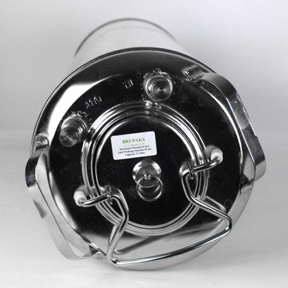 Cornelius Style Keg - 23 litres - with S30 valve from dowricks.com