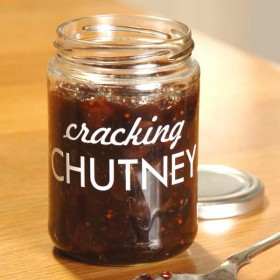 Cracking Chutney jar - 390ml