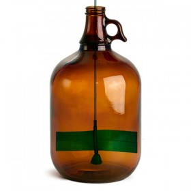 Demijohn cleaner The Growler