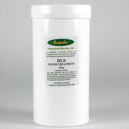 DLS Water Treatment - 400g from dowricks.com