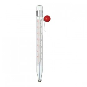 Easy read jam thermometer