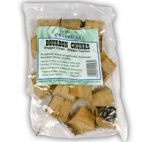 Essencia Bourbon Chunks - 100g