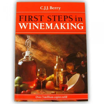 First Steps in Winemaking from dowricks.com