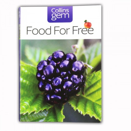 Food for Free Collins Gem from dowricks.com