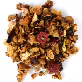 Fruit Tea Blend Cherry Queen 100 gram