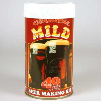 Geordie - Mild from dowricks.com