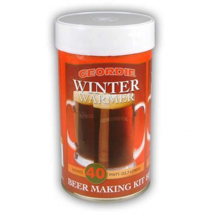 Geordie - Winter Warmer from dowricks.com