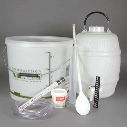 Goodlife Homebrew 20 pint starter kit from dowricks.com