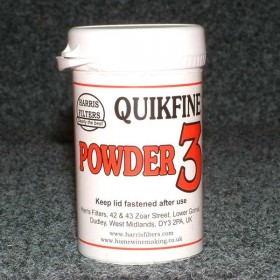 Harris Quickfine Powder 3