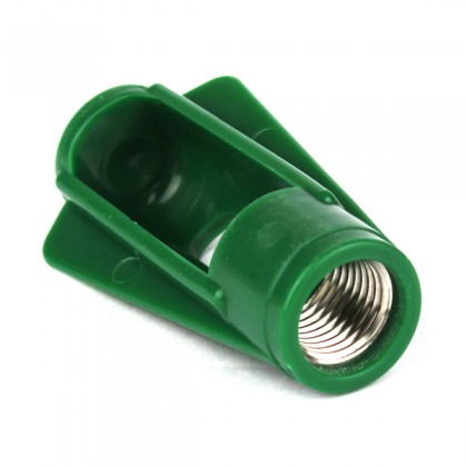 High quality plastic bulb holder with metal thread from dowricks.com