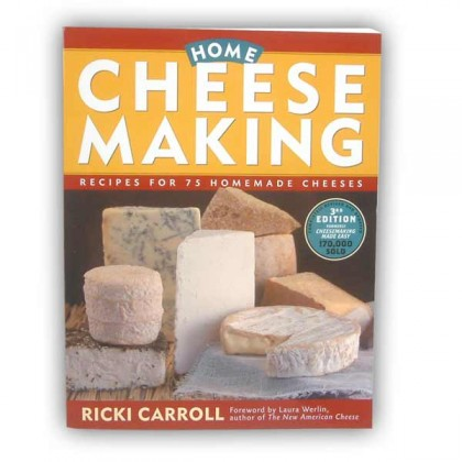 Home Cheese Making from dowricks.com