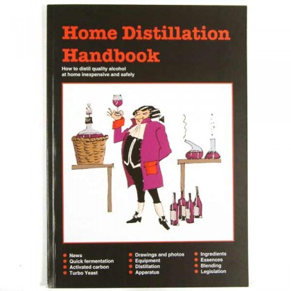 Home Distillation Handbook from dowricks.com