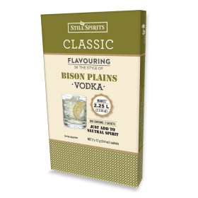 Still Spirits Classic - Bison Plains Vodka