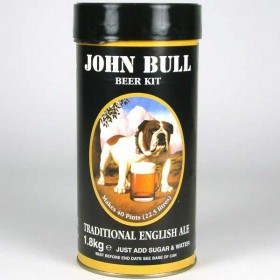 John Bull Traditional English Ale