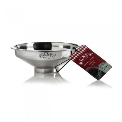 Kilner stainless steel jam funnel from dowricks.com
