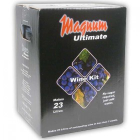 Magnum Ultimate Country Red Wine Kit