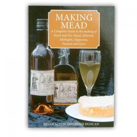 Making Mead by Bryan Acton