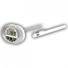 Mini electronic digital thermometer