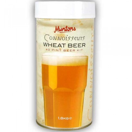 Muntons Connoisseurs Wheat Beer from dowricks.com