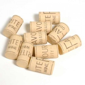 Natural Corks - 50 pieces