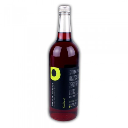 Norfolk Cordial Blackberry Catering Size 75cl from dowricks.com