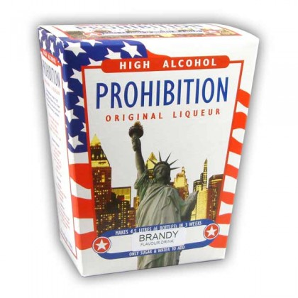 Prohibition Brandy from dowricks.com