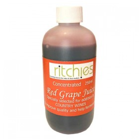 Ritchies Red grape concentrate - 250ml