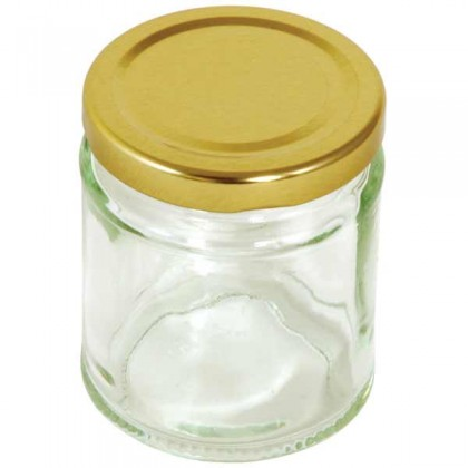 Round preserving jar - 190ml (7oz) from dowricks.com