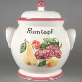 Rumtopf - Betty 4.5 litres - Ceramic
