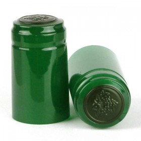 Shrink Capsules - Green