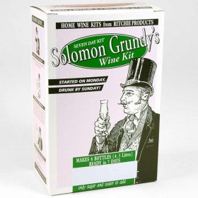 Solomon Grundy Fruit - Cherry