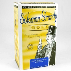 Solomon Grundy Gold - Piesporter - 30 Bottles