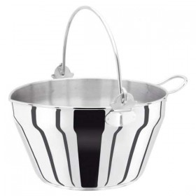 Judge 8 litre maslin pan