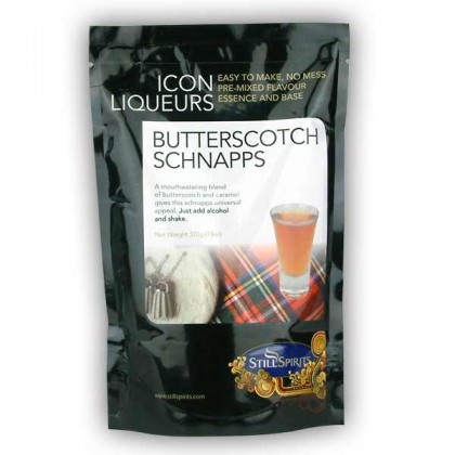 Still Spirits Icon Liqueur - Butterscotch Schnapps from dowricks.com