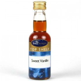 Still Spirits sweet vanillin