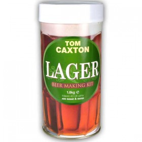Tom Caxton Lager