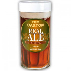 Tom Caxton Real Ale
