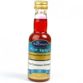 Top Shelf Cinnamon Schnapps