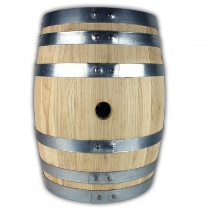 Wooden Barrel (Chestnut) 30 litre from dowricks.com