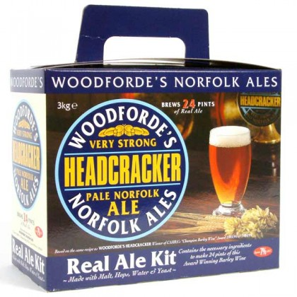 Woodfordes Headcracker from dowricks.com