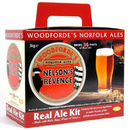 Woodfordes Nelsons Revenge from dowricks.com