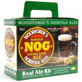 Woodfordes Norfolk Nog