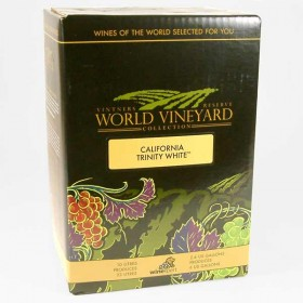 Vintners World Vineyard Collection - Californian Trinity White