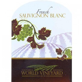 World Vineyard - Sauvignon Blanc - Labels