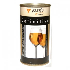 Youngs Definitive White Grape Concentrate - 245g