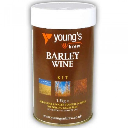 Youngs Harvest Barley Wine from dowricks.com