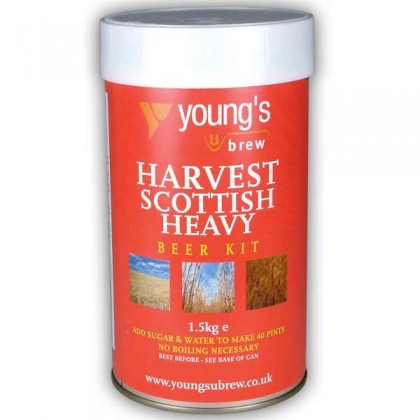 Youngs Harvest Scottish Heavy from dowricks.com