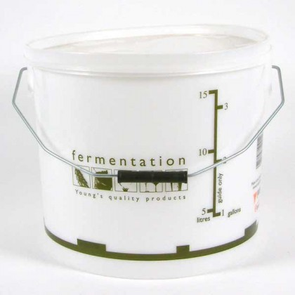 Youngs Plastic Bucket - 15 litre from dowricks.com