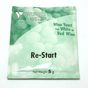 Youngs Restart Yeast